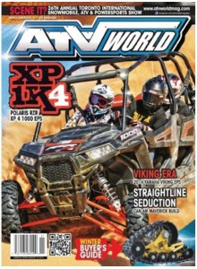 ATV World Magazine Subscription