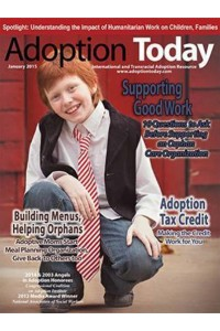 Adoption Today Magazine