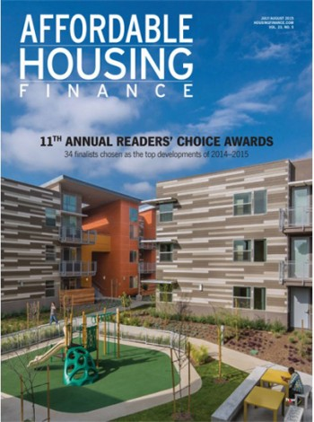 Affordable Housing Finance Magazine Subscription