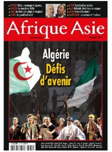 Afrique Asie Magazine Subscription