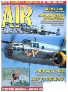 Air Classics Magazine Subscription