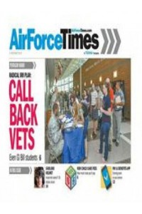 Air Force Times Magazine
