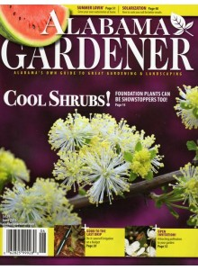 Alabama Gardener Magazine Subscription