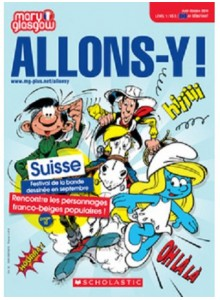 Allons-y! Magazine Subscription
