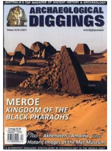 Archaeological Diggings Magazine