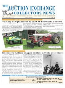 Auction Exchange & Collectors News Magazine