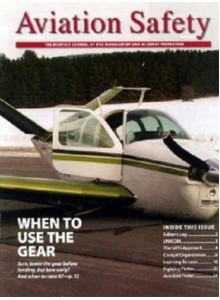 Aviation Safety Magazine