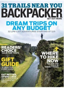 Backpacker Magazine Subscription