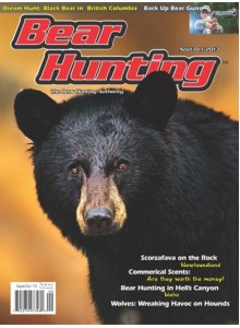 Bear Hunting Magazine Subscription