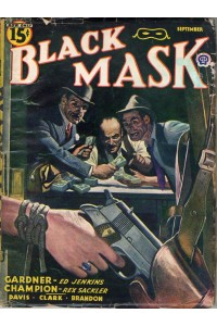 Black Masks Magazine