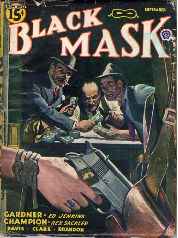 Black Masks Magazine Subscription