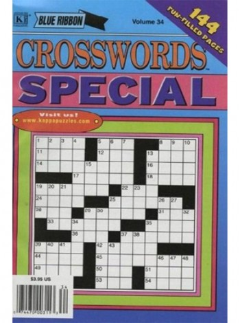 Blue Ribbon Crosswords Special Magazine Subscription