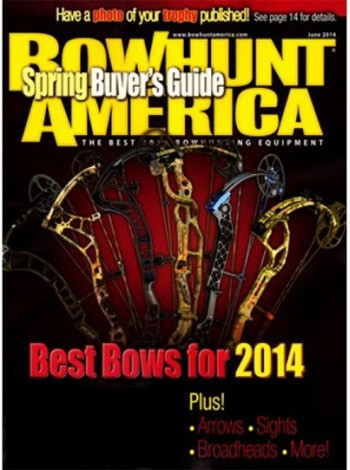 Bowhunt America Magazine Subscription