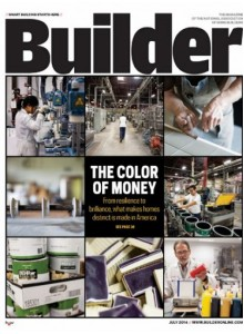 Builder Magazine Subscription