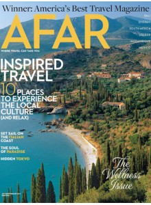 AFAR Magazine Subscription