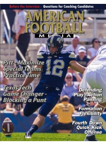 American Football Monthly Magazine Subscription