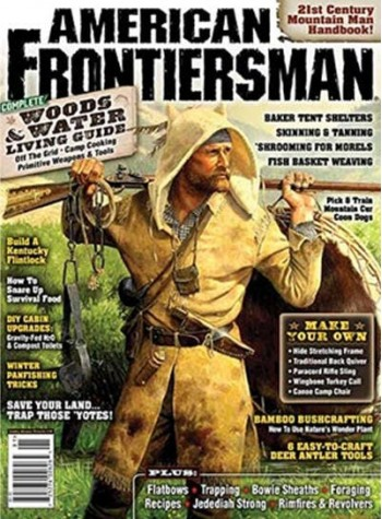 American Frontiersman Magazine Subscription