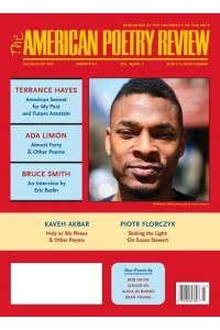 American Poetry Review Magazine
