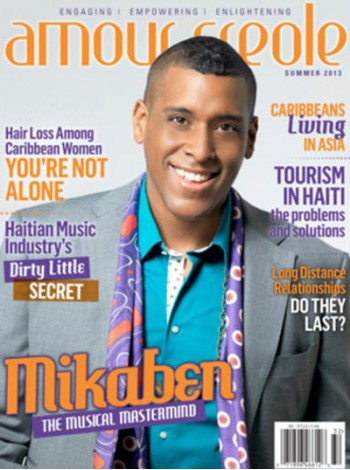 Amour Creole Magazine Subscription