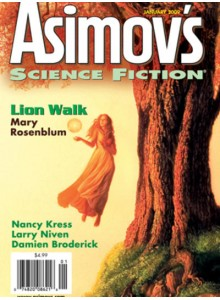 Asimov's Science Fiction Magazine Subscription