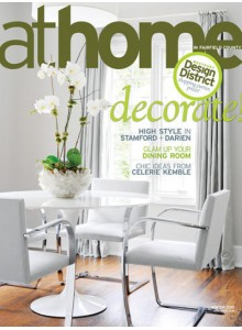 At Home In Fairfield County Magazine