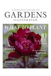 BBC Gardens Illustrated Magazine