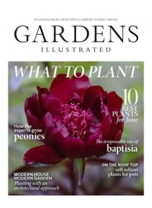 BBC Gardens Illstrated Magazine Subscription