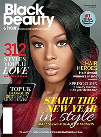 Black Beauty And Hair Magazine Subscription