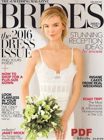 Brides (Bridal Guide) Magazine Subscription