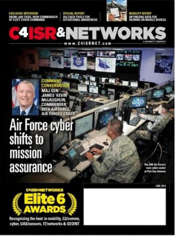 C4ISR Journal Magazine Subscription