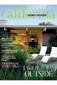 California Home & Design Magazine