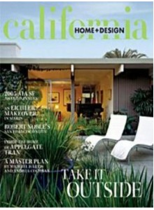 California Home & Design Magazine Subscription