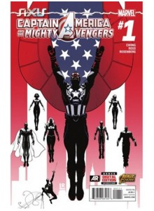 Captain America And The Mighty Avengers Magazine Subscription