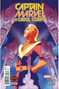Captain Marvel & The Carol Corps Magazine