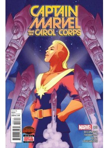 Captain Marvel & The Carol Corps Magazine Subscription