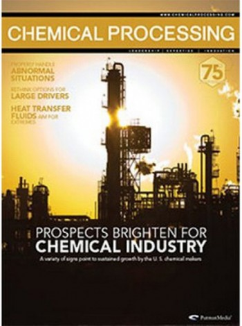 Chemical Processing Magazine Subscription