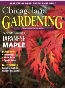 Chicagoland Gardening Magazine Subscription