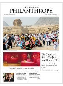 Chronicle Of Philanthropy Magazine