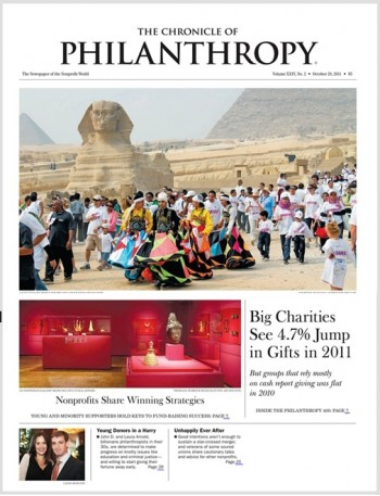 Chronicle Of Philanthropy Magazine Subscription