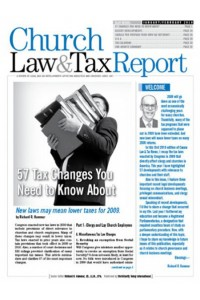 Church Law & Tax Report Magazine