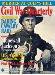 Civil War Quarterly Magazine