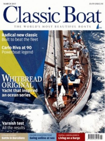 Classic Boat Magazine Subscription