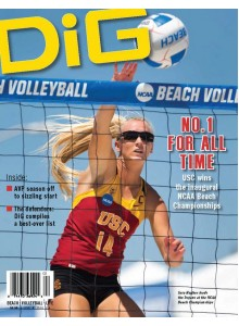 Dig Beach Volleyball Magazine