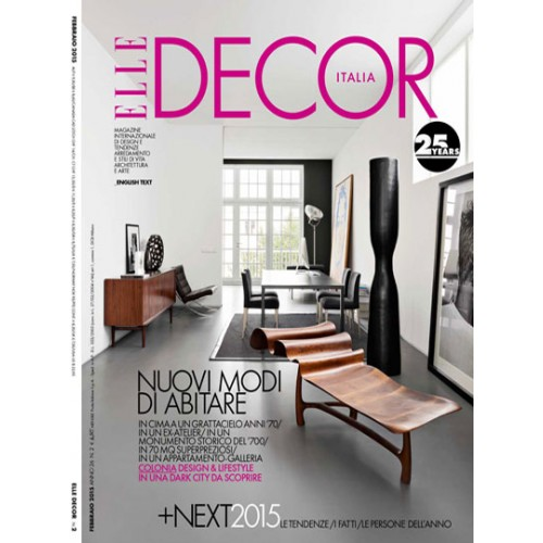 Elle Decor Italia Editon Magazine Subscription Magsstore