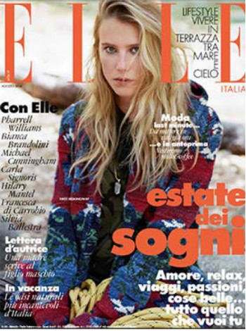 Elle Italy Magazine Subscription