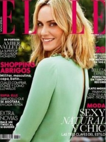 Elle Spain Magazine Subscription