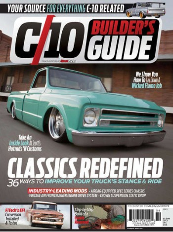 C10 Builders Guide Magazine Subscription