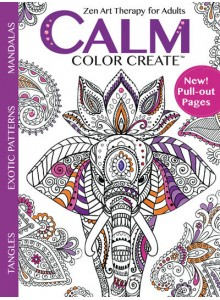 Calm Color Create Magazine Subscription
