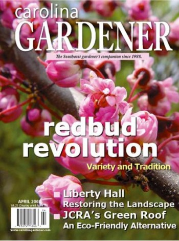 Carolina Gardener Magazine Subscription