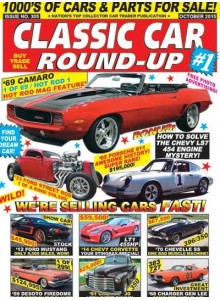 Classic Car Round-up Magazine Subscription